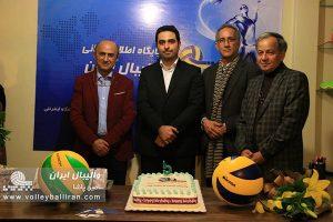 مهرداد نوری - بنیانگذار پایگاه خبری والیبال ایران